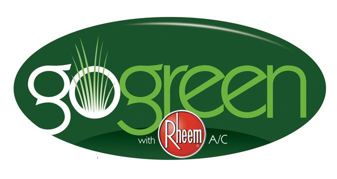 go green with rheem